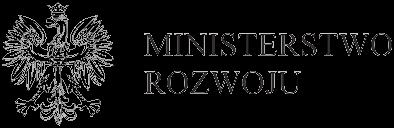 Grafika przedstawiająca logo witryny Ministerstwo Rozwoju