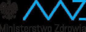 Grafika przedstawiająca logo witryny Ministerstwo Zdrowia